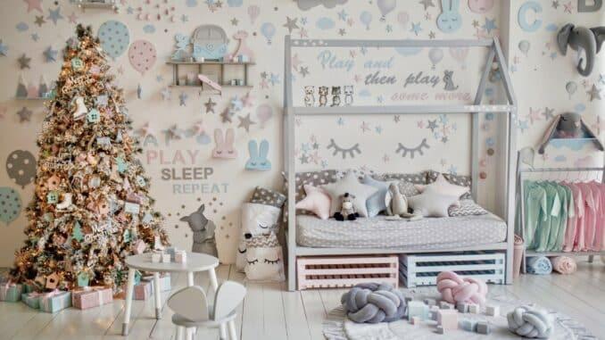 großartiges Kinderzimmer